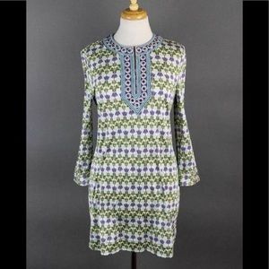 Tory Burch Silk Tunic Top Size: Medium
